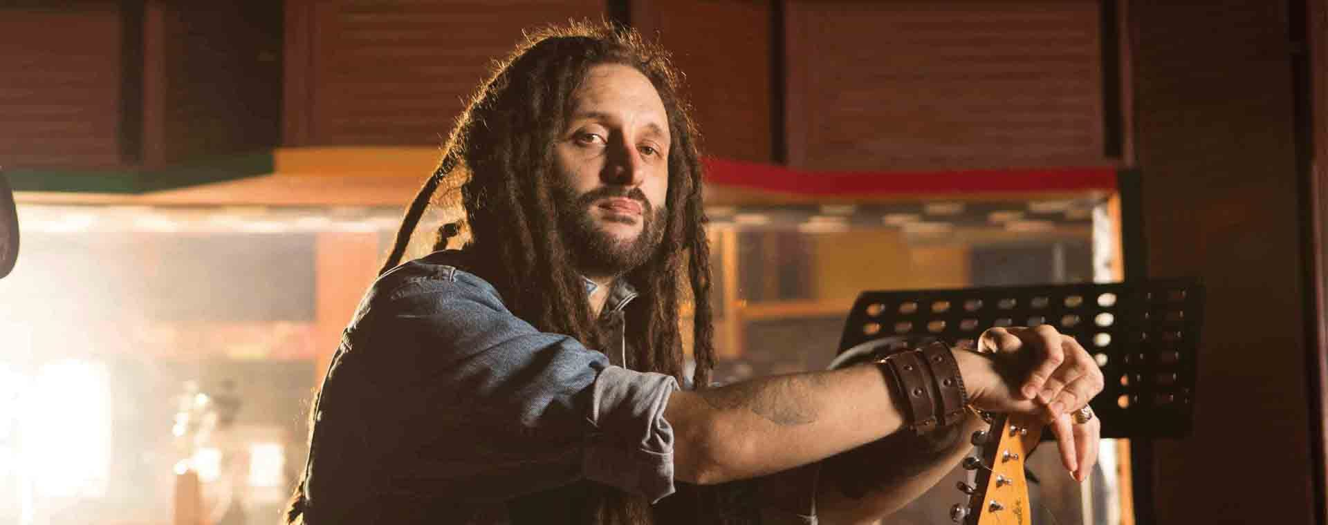 LATEST ISSUE <br><b>Alborosie</b></br>