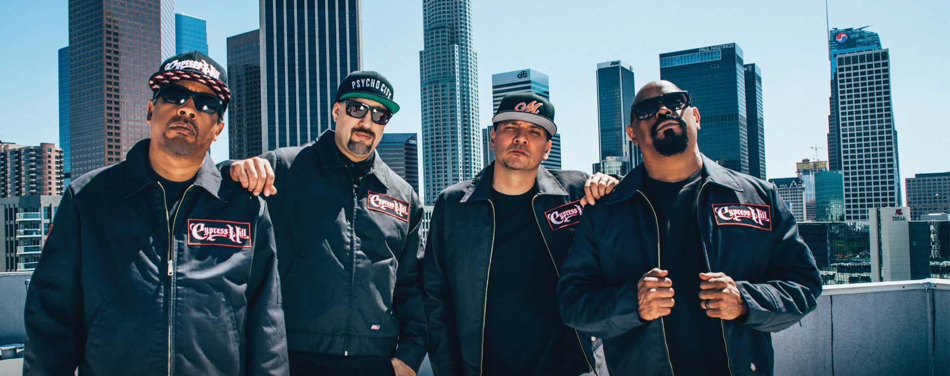 LATEST ISSUE <br><b>Cypress Hill</b></br>