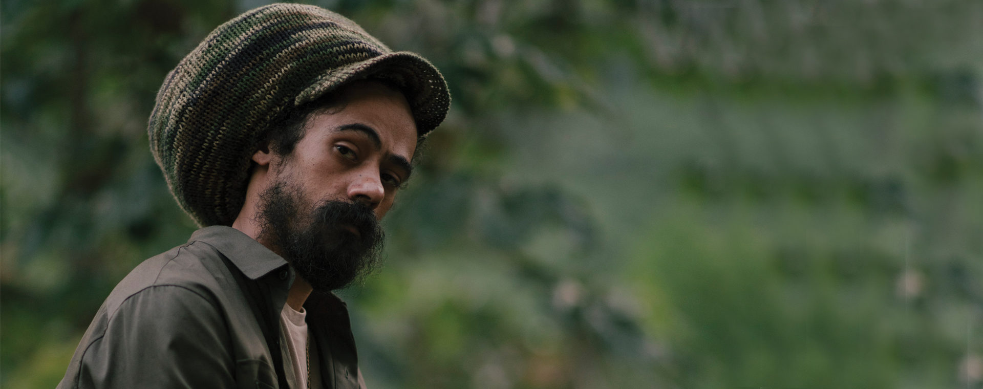 LATEST ISSUE <br><b>Damian Marley</b></br>