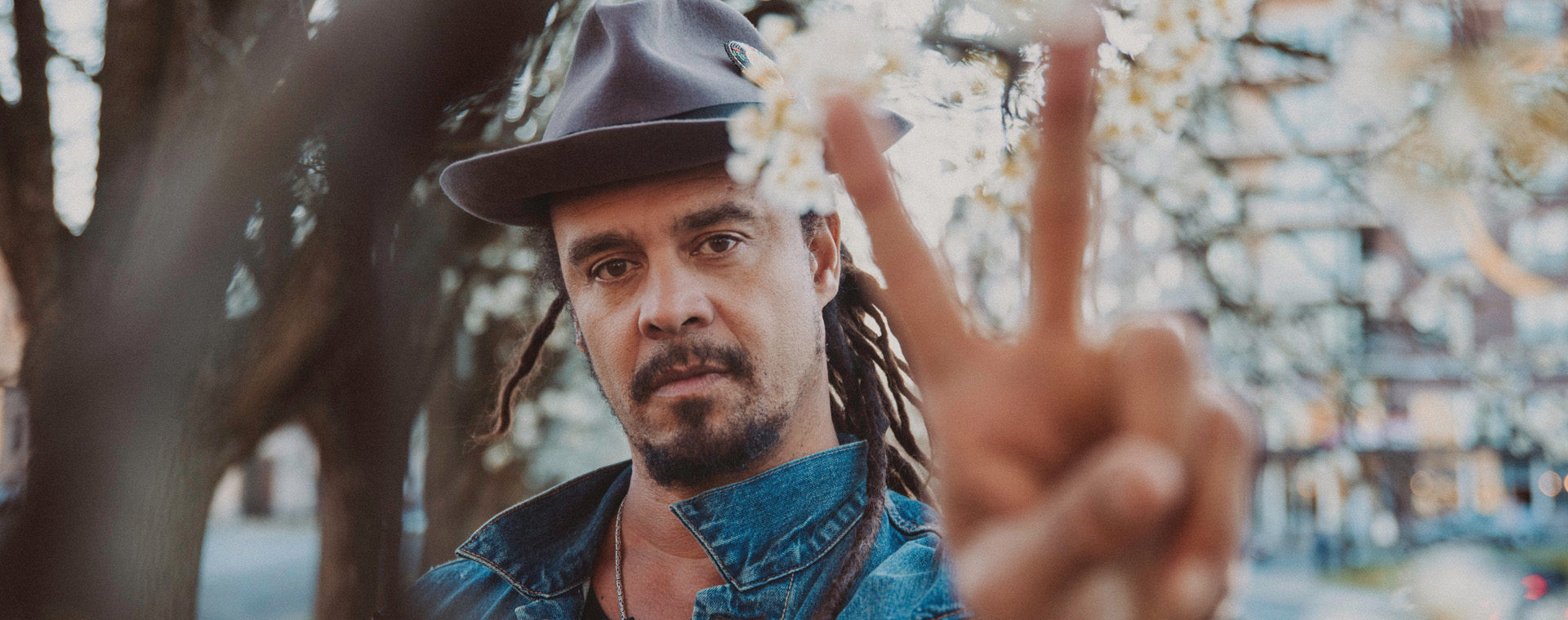 LATEST ISSUE <br><b>Michel Franti</b></br>