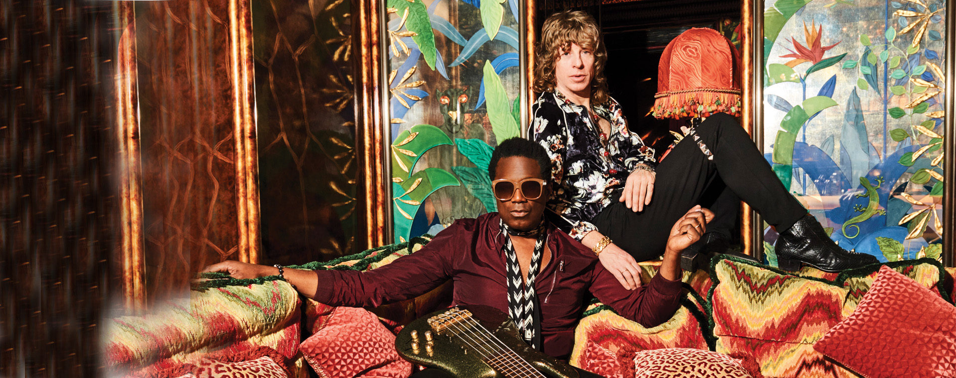 LATEST ISSUE <br><b>Brand New Heavies</b></br>