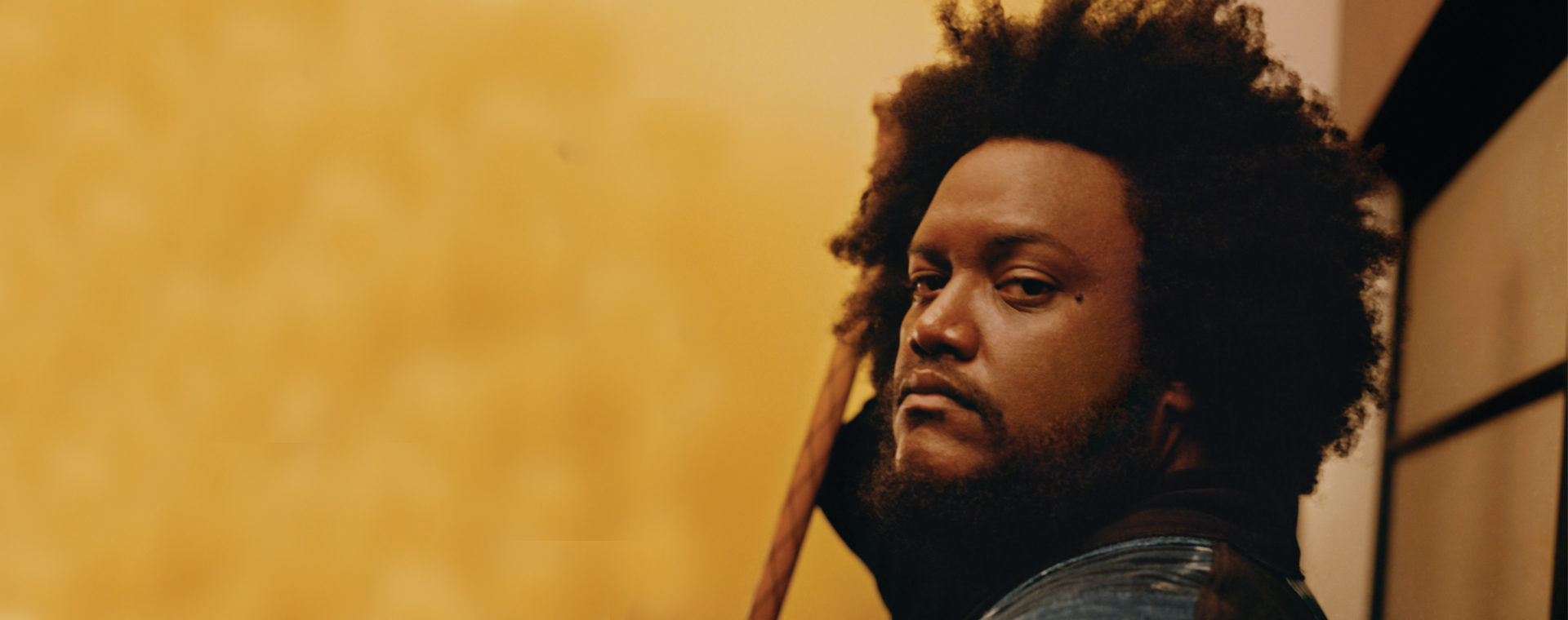 LATEST ISSUE <br><b>Kamasi Washington</b></br>