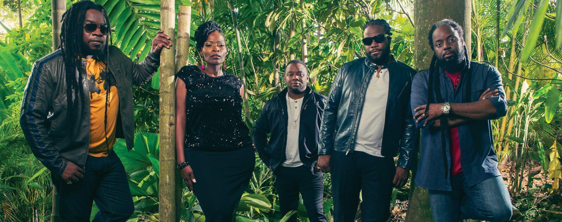LATEST ISSUE <br><b>Morgan Heritage</b></br>