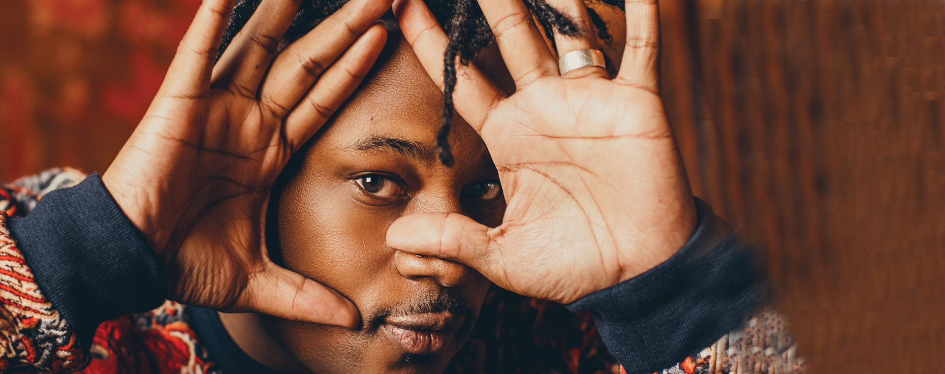 LATEST ISSUE <br><b>Open Mike Eagle</b></br>