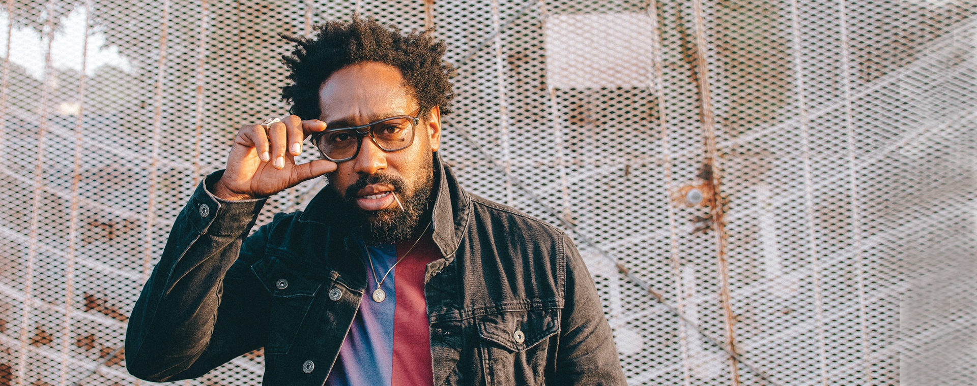 LATEST ISSUE <br><b>PJ Morton</b></br>