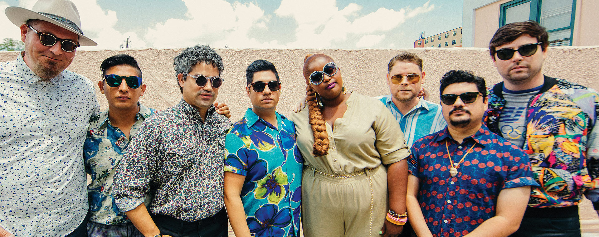 LATEST ISSUE <br><b>The Suffers</b></br>
