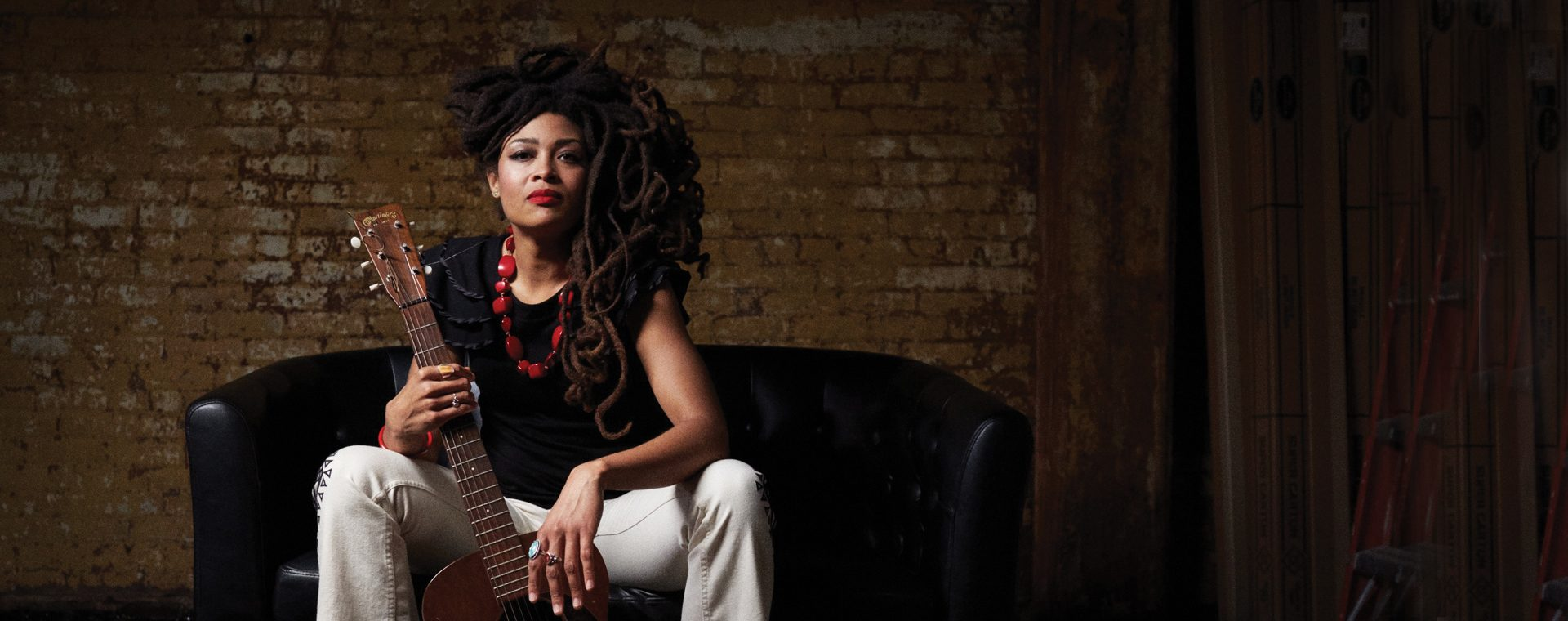 LATEST ISSUE <br><b>Valerie June</b></br>