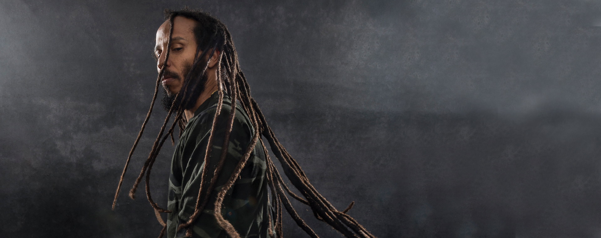 LATEST ISSUE <br><b>Ziggy Marley</b></br>