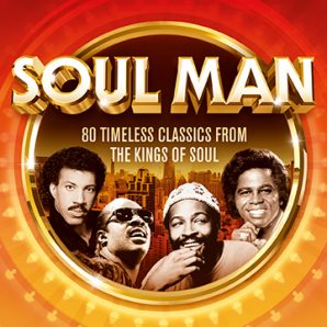 Soul Man 4CD Comps To Be Won!!!
