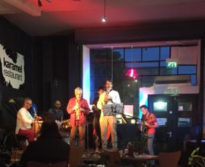 Tottenham: Jazz Off The Beaten Track