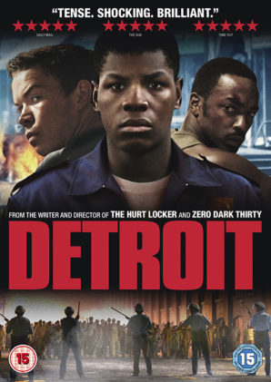 Detroit DVDs To Be Won!!!